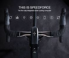 SpeedForce -The World's Smartest Cycling Computer
