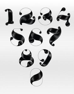 karol gadzala... cool font #typography