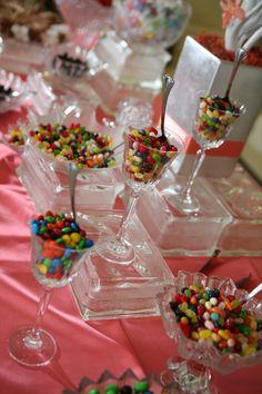 Candy Bar Creation at the Mediterranean Villa in Arlington TX