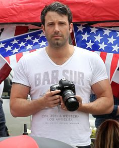 Ben Affleck: adorable