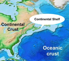 The Earth's crust can be daunting to understand. Here is a simple way to think about the Earth's crust in terms of rock type distribution.