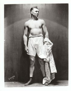 """Jack Dempsey (1895-1983). William Harrison """"Jack"""" Dempsey (""""The Manassa Mauler"""") was an American professional boxer who held the World Heavyweight Championship from 1919 to 1926. Dempsey's aggressive style and exceptional punching power made him one of the most popular boxers in history. Many of his fights set financial and attendance records, including the first million dollar gate."""