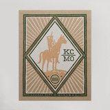 HAMMERPRESS | KCMO Scout Art Print