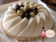 Une recette irrésistible, originale, pour tous les jours et pour tous les goûts ! Köstliche Desserts, Dessert Recipes, Parfait, Cake Cafe, Toronto, British Baking, Cake Decorating, Food And Drink, Cooking Recipes