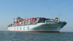 China COSCO Shipping to Post Q1 Profit