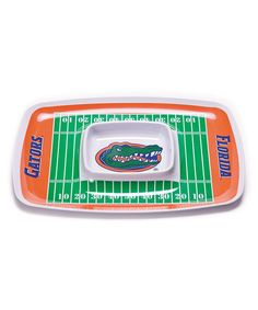 BSI Products Florida Gators Chip n Dip Tray | zulily