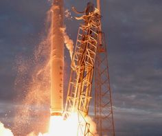 SpaceX has made steady progress since being founded in 2002. Photo Credit: SpaceX