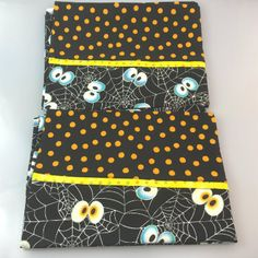 Pillowcase Spooky Glow In The Dark Eyes