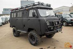 УАЗ 3962 для охотника от Техинком-Строгино