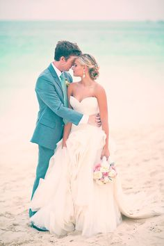 Turks and Caicos Beach wedding Photography by threenailsphotography.com