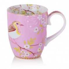 PiP Studio Early Bird Mug - Assorted Colors - Mother's Day