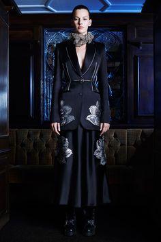 Alexander McQueen Pre-Fall 2014 Collection Photos - Vogue