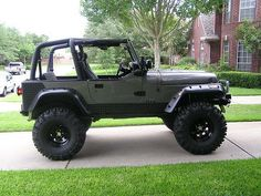 Jeep YJ - my first try on a scaler - Scale 4x4 R/C Forums