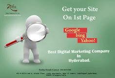 #U want to Get Your Site on #1st Page in #GOOGLE, Then #Promote Your #Business through our Services. http://www.zebacreations.com