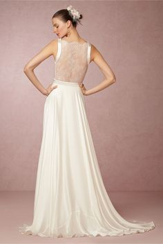 Angel Gown in Bride Wedding Dresses at BHLDN