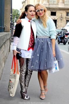 paris fashion week ss 2013 - street style - alina tanasa - fabulousmuses