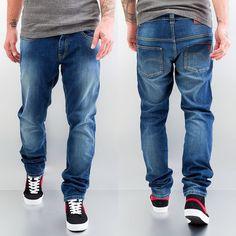 Dickies Skinny Jeans blau