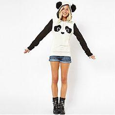 mirro kvinders nye europæiske kontrast farve blomster print hoodie – DKK kr. 257