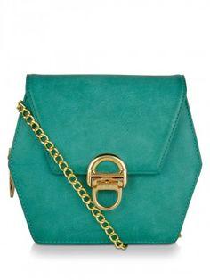Cupidity Hexagon Sling Bag
