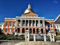 Boston National Historical Park Downtown Visitor's Center en Boston, MA
