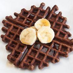 Chocolatey Waffle