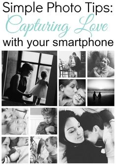 Great tips! Find out how to capture emotion in photos using the camera on your phone