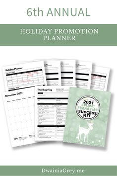 The Holiday Promotion and Success Kit allows you to plan promotions, blog posts, and social media posts for the 2021 Holiday Season.The Holiday Promotion and Success Kit include worksheets and checklists for you to complete. Also includes review and budget templates.The Holiday Promotion and Success Kit will help you develop a Holiday Promotion Plan and success strategy for the coming months. Buy Now! #holidayseason Marketing And Advertising, Social Media Marketing, Social Media Cheat Sheet, Budget Templates, Seo News, Worksheets, Promotion, Blogging, Success