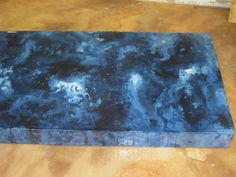 Artistry In Concrete Photo Gallery :: How to Stain Concrete Artistically