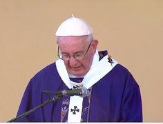 Injusticias y tratas de personas en contra de migrantes y feminicidios, ejes centrales de la misa del Papa | El Puntero