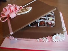 Chocolate Box Cake