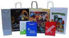 Printed Paper Bags Wholesale