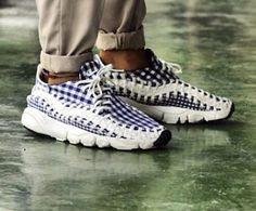 Nike Footscape Woven Gingham - Muhurrrr