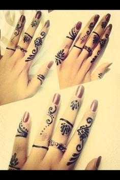 "Visit me in Facebook ""Art of henna"""