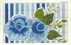 Rosas azuis 2