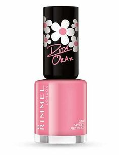 Rimmel London Rita Ora 60 Seconds Super Shine Nail Polish