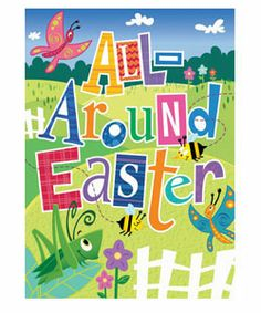 All-Around Easter: 6 Faith Discovery Stations for Kids and Their Families  ON SALE FOR ONLY $5!!!