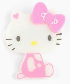 Super kawaii Hello Kitty brooch