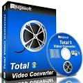 Bigasoft Total Video Converter 3.7.47.4976 Portable   Bigasoft Total Video Converter 3.7.47.4976 Portable| 12.2MB  Bigasoft Total Video Converteris asoftwarethat can help you quickly convert between various video files to enjoy your favorite movie or music video on portable device mobile phone mp4 player personal computer television YouTube and others. Video conversion which supports video conversion between a variety of video formats including AVI Xvid DivX H.264 MP4 3GP MKV WMV RM FLV MOV…