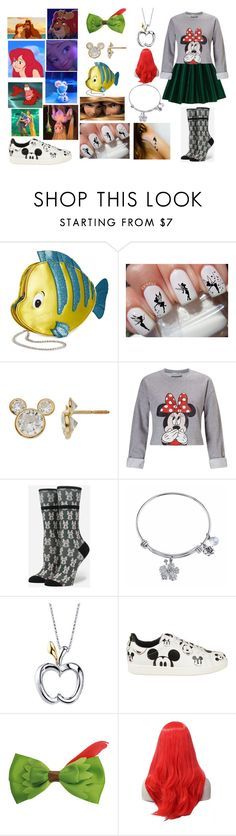 """Disney Fangirl"" by teenwolfmoosic on Polyvore featuring Disney, Danielle Nicole, Miss Selfridge, Stance, MOA Master of Arts and vintage"