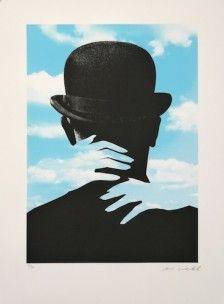 Embrace Magritte by JOE WEBB