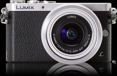 Panasonic Lumix DMC-GM1 Review: Digital Photography Review This is the camera a friend thinks I should get, it is very small...