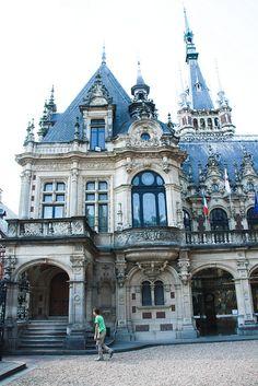 Palais Bénédictine, Fécamp, Normandie, France