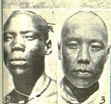 """This is a very interesting study, on the origins of Blacks in ancient China. The evidence shows, that Black Afrikans who founded the civilization in China were Li-Min """"Black Headed People"""" - by the Zhou dynast- Babylonion called them. Sag-Gig- Ga """"bhp"""". One of the lengendary chinese emperors Fu- Hsi (son of heaven) was a wooley hair black man who originated in the oracle of the I Ching- or the book of change."""
