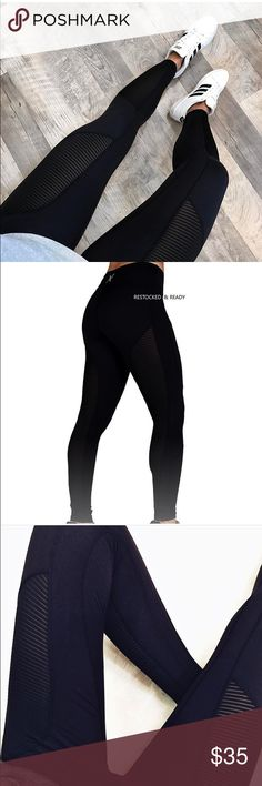 """MOTTO LEGGINGS Hey ladies! My favorite leggings are being restocked tomorrow at 1pm! I'm not selling these but just had to let y'all know how amazing these are!! Seriously better than Lulu and way less expensive!! Go to https://www.aptitude-apparel.com/ and use my code """"NUGENT10 for 10% off your order. Only $35 for these!! You need them 💕💕💪🏽 Pants Leggings"""