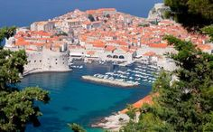 For those in search of history and culture, city destinations such as Zagreb, Dubrovnik (pictured), Split and Zadar offer Roman, Byzantine, Venetian and Austro-Hungarian monuments.