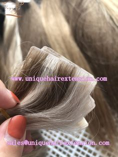 Invisible tape in hair extensions factory, factory price with the best quality, tangle free no shedding, many fashion color you can choose, also can produce your own color ring. contact our factory to get details.  Qingdao Unique Hair Products Co.,Ltd. www.uniquehairextension.com sales@uniquehairextension.com Whatsapp: +8613553058361 Tape In Hair Extensions, Qingdao, Unique Hairstyles, Color Ring, Fashion Colours, Hair Products, Tangled, Photo And Video, Free