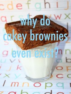 Cakey Brownies Are Not Useless: 10 Tasty Ideas, Plus a Recipe — CakeSpy