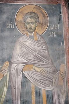 Serbian Culture and Heritage Fresco, Best Icons, Byzantine Icons, Illuminated Manuscript, Saints, Spirituality, Objects, Culture, Mosaics