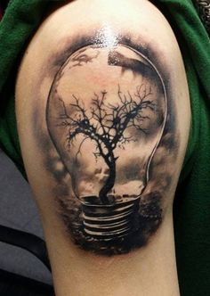 The Best Tree Tattoos in the World, The Best Tree Tattoos, Best Tree Tattoos…