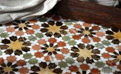Nuevos Mosaicos de Paul Schatz Diseños Inspirados en sus viajes